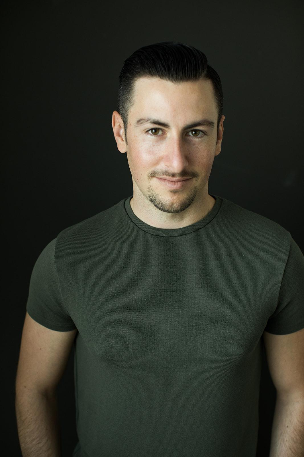 Nicholas Headshot